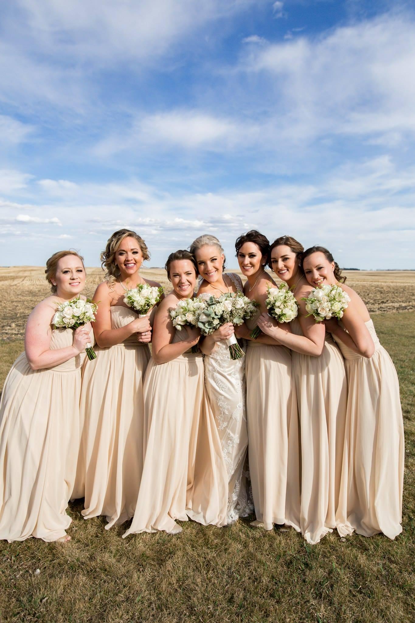 Janine's bridal part-photo Emily Exon