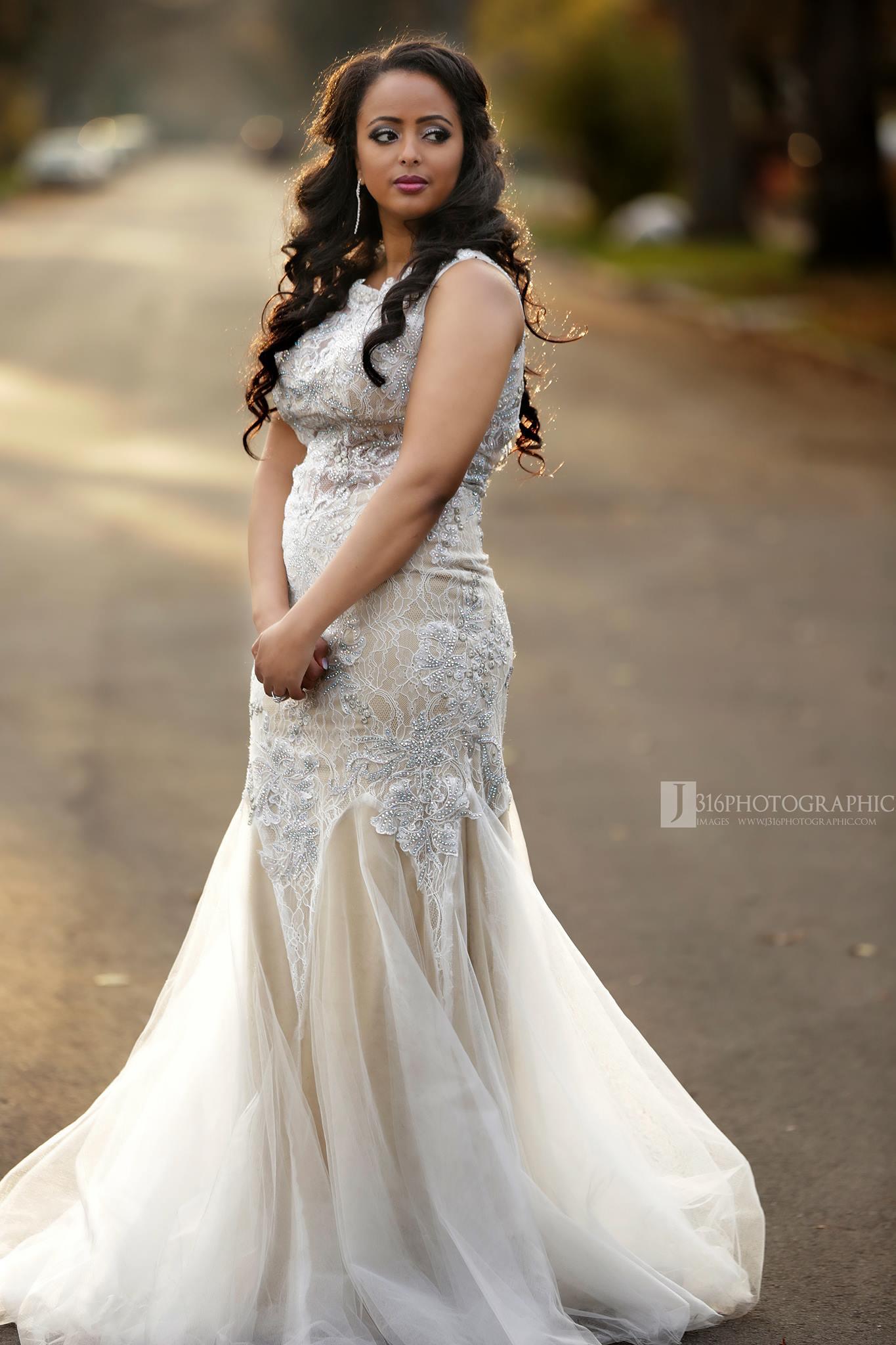 Beautiful bride Salam by Monika