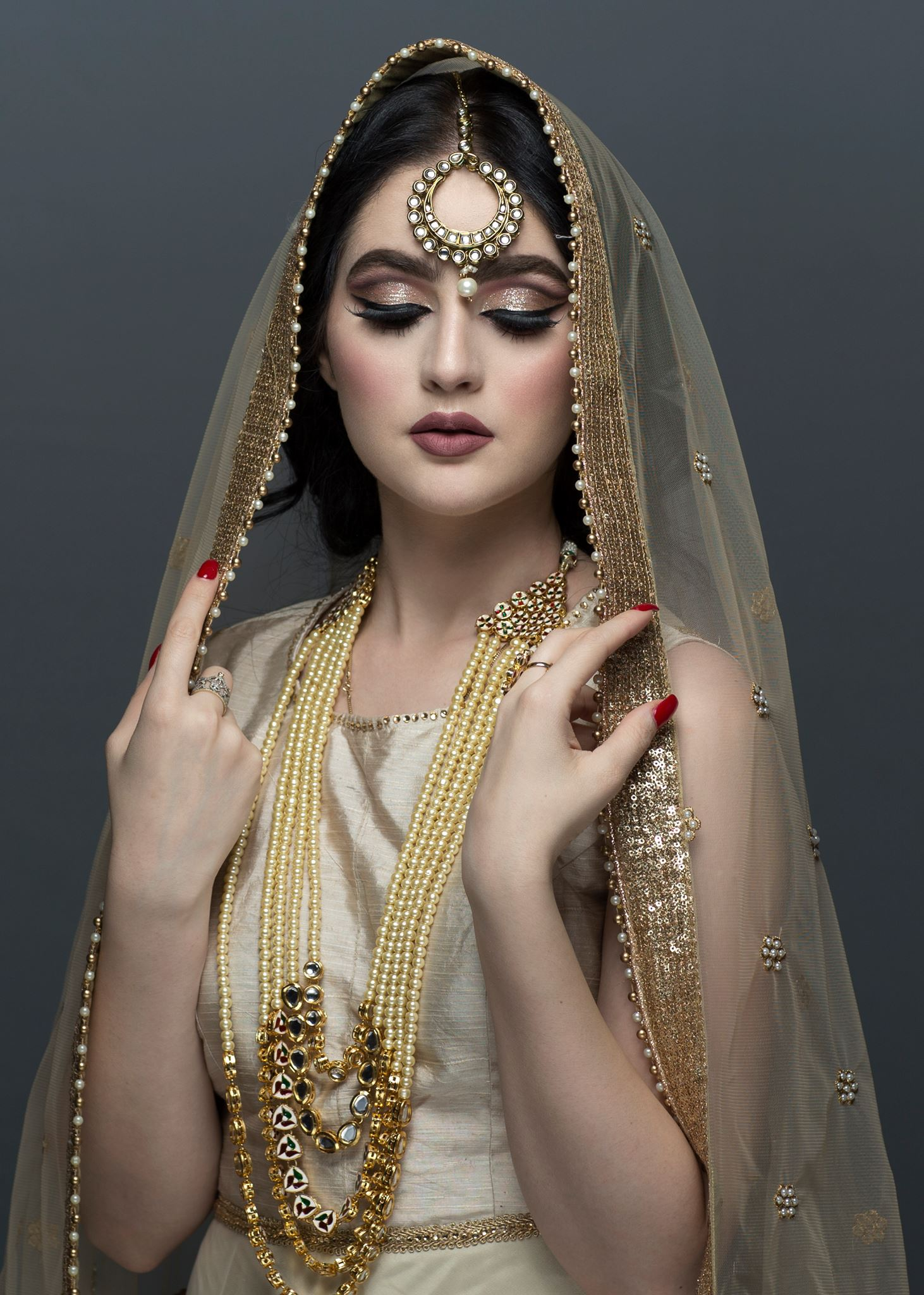 Bollywood-hair and makeup by Monika