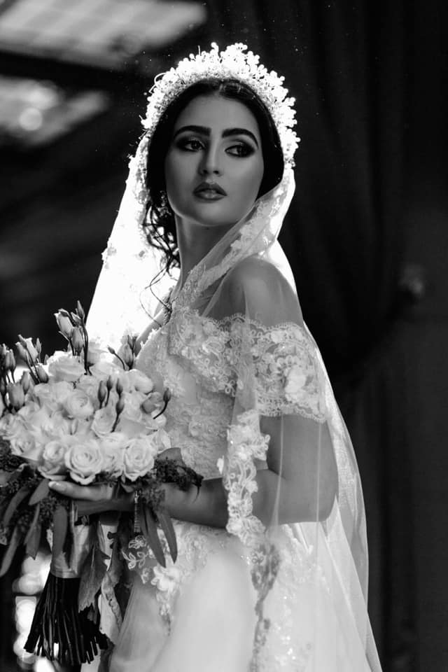 Bride - Khadija-photo Lana Graph