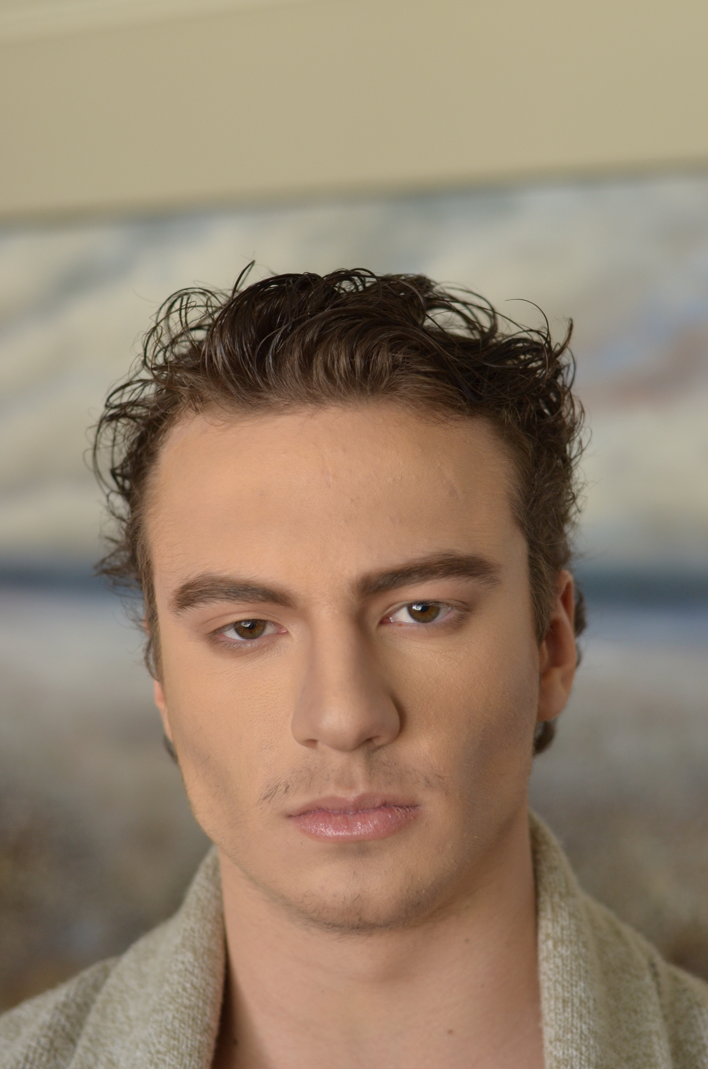 after -male makeup