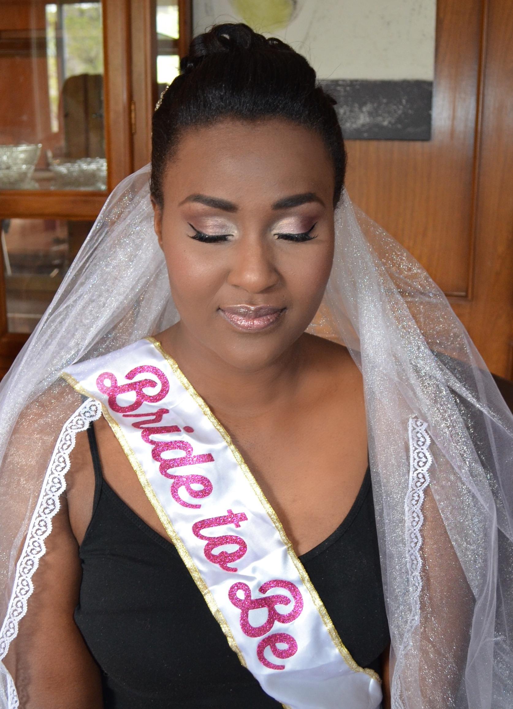 bride after