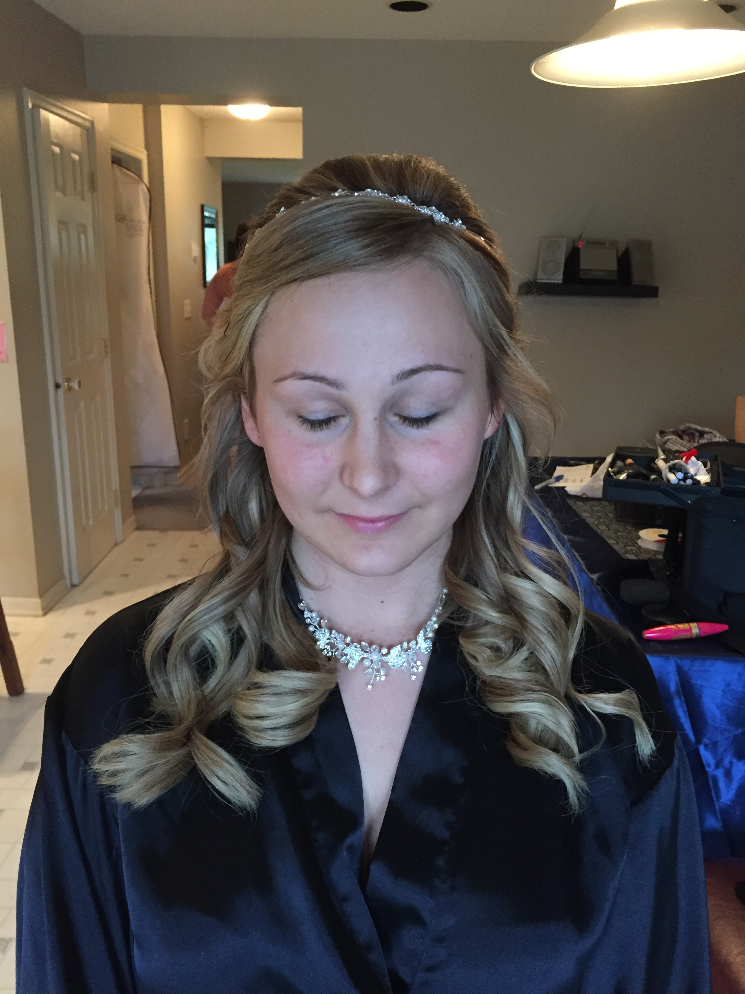bride before