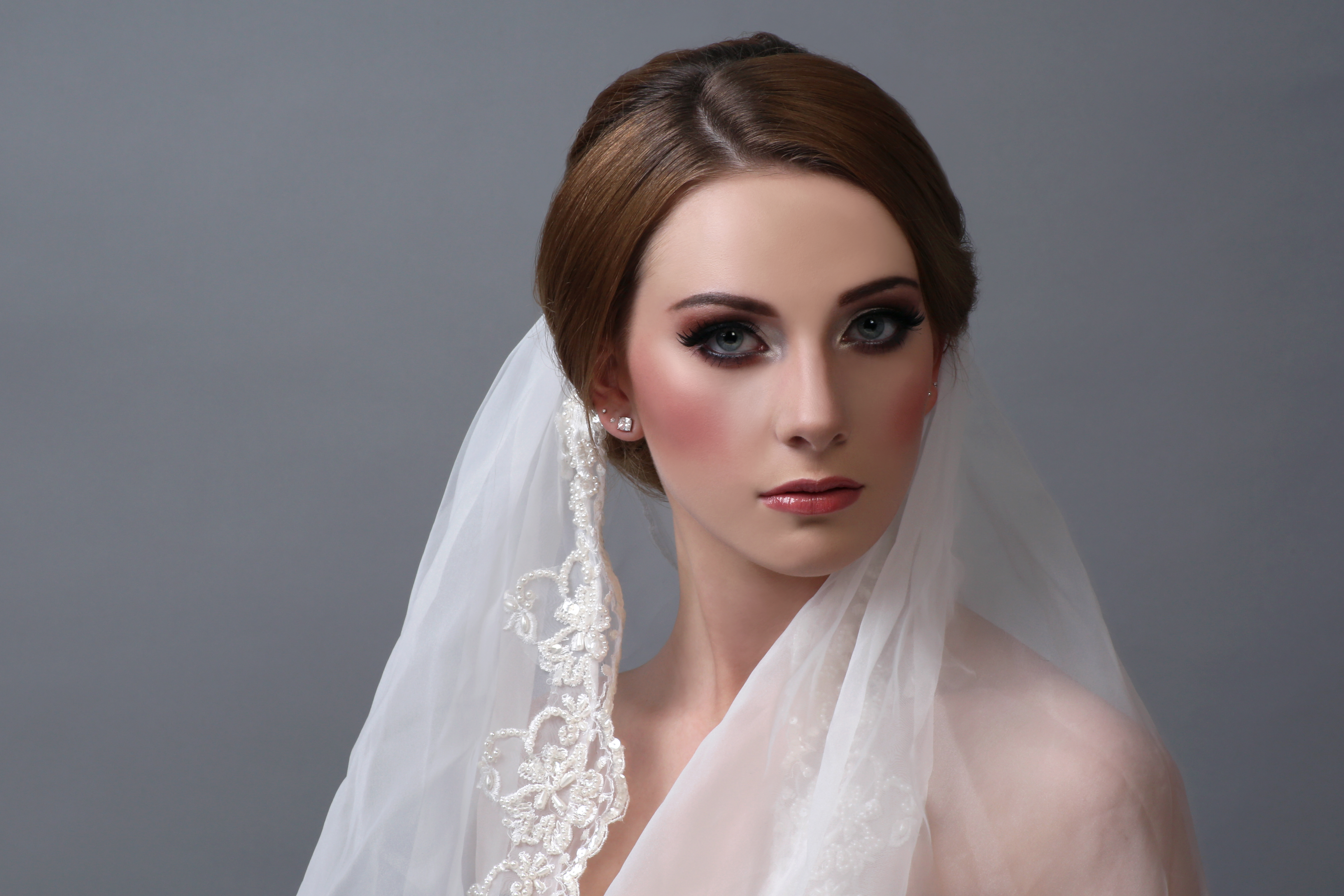 Bridal Hair and makeup-Jamie and Monika-photo Irvin Crea